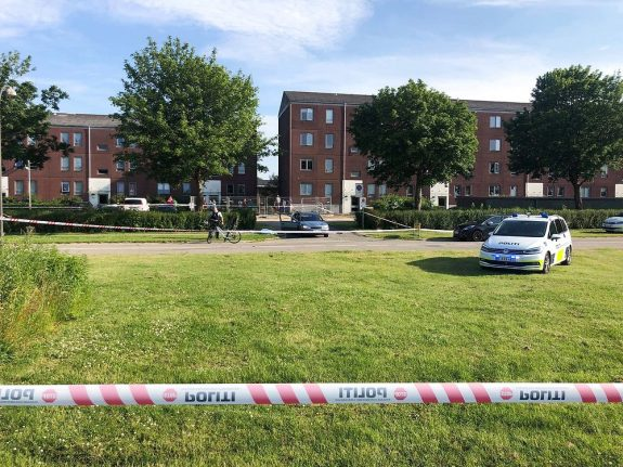Man arrested over double killing of Swedes in Copenhagen: report