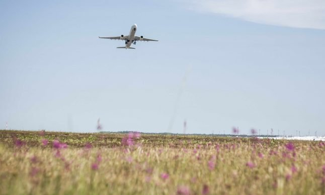 Flygskam? Sweden's airports tackle climate change from the ground up