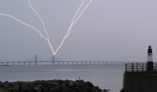 Öresund Bridge to get first new coat of paint in almost two decades