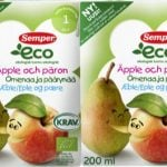 Organic baby drink recalled in Sweden after plant growth regulator detected