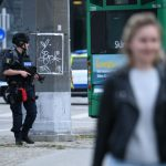 UPDATED: Malmö police shoot man in train station in broad daylight