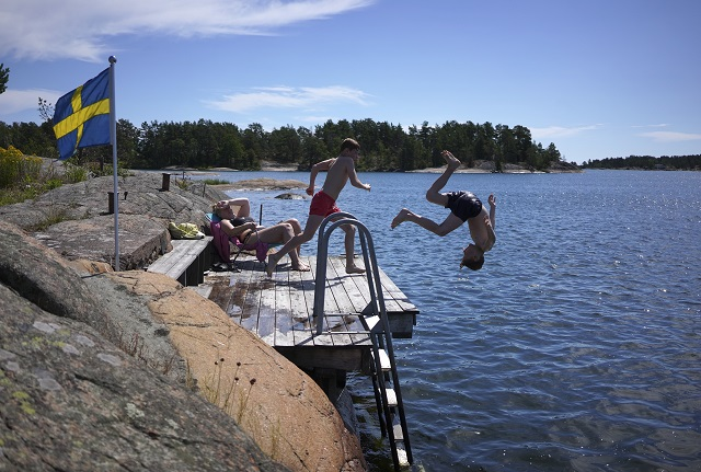 Weather: What happened to summer, Sweden?