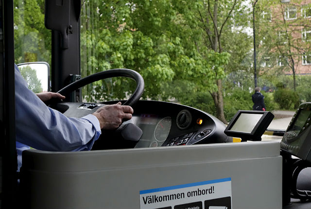 Malmö woman ordered to leave bus for wearing 'too few clothes'
