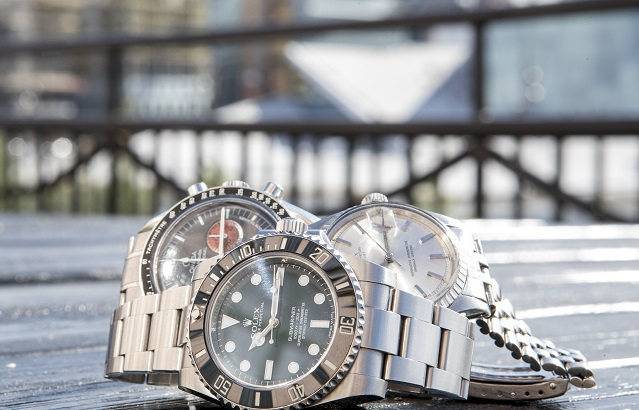 Stockholm police announce extra resources to deal with wave of watch thefts