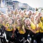 IN PICTURES: Swedish women's football team receive hero's welcome in Gothenburg