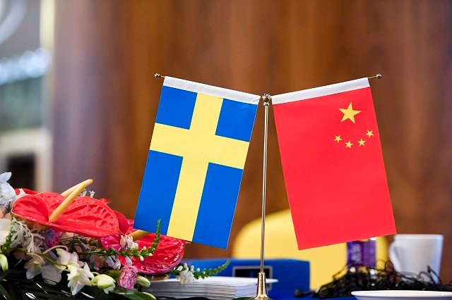 Sweden rejects Chinese request to extradite fugitive former official