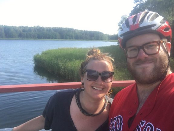 #MySweden: 'Stockholm is great in both the summer and winter'