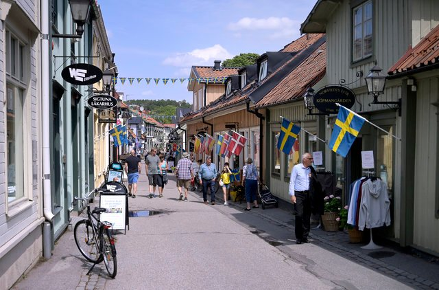 WHAT'S ON: Events for English speakers in Sweden in July