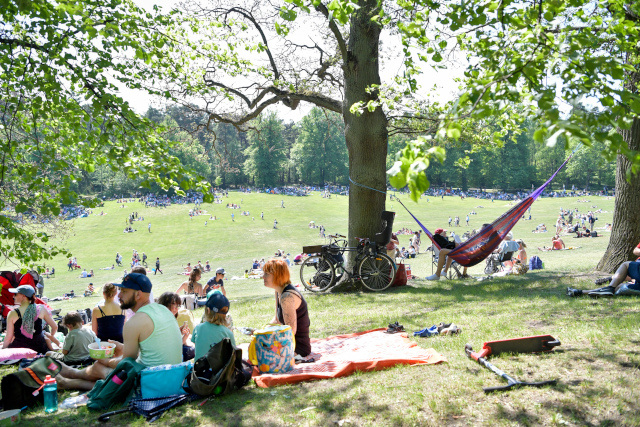 Summer weather to return to Sweden this weekend