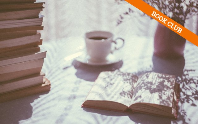 Book Club: Join us at our August meetup in Stockholm