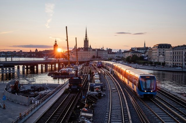 Security cameras to be installed on Stockholm's subway network