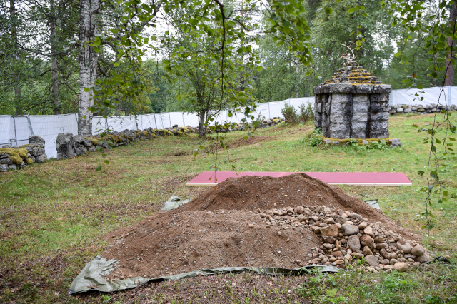 Sami remains to be laid to rest in northern Sweden