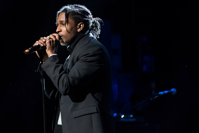 ASAP Rocky found guilty of assaulting man in Stockholm