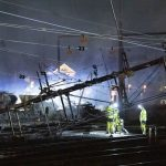 Thousands of passengers affected by train delays after fire in southern Sweden