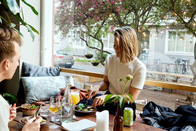 The top vegan-friendly places in Stockholm