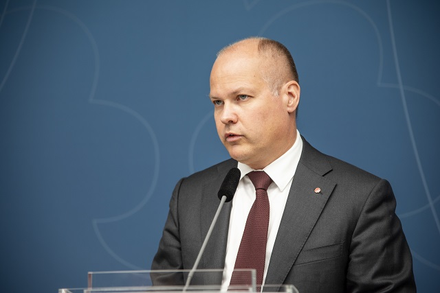 Swedish Justice Minister hits back at Polish MEP's attack on Sweden