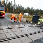 Railway crossing deaths set to hit 10-year high in Sweden