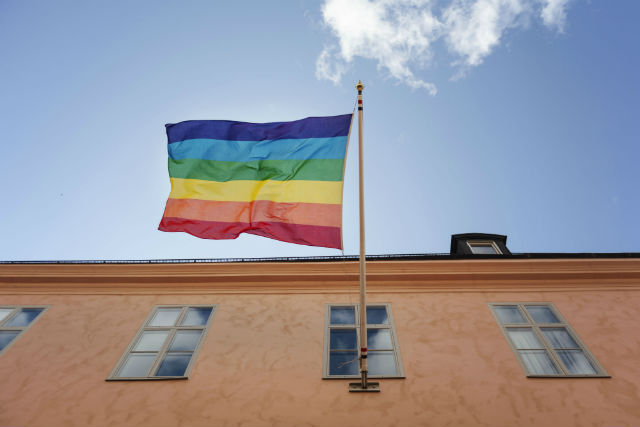 Swedish far-right council votes to stop flying Pride flag