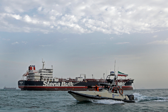 Iran gives final green light for Swedish-owned oil tanker to leave