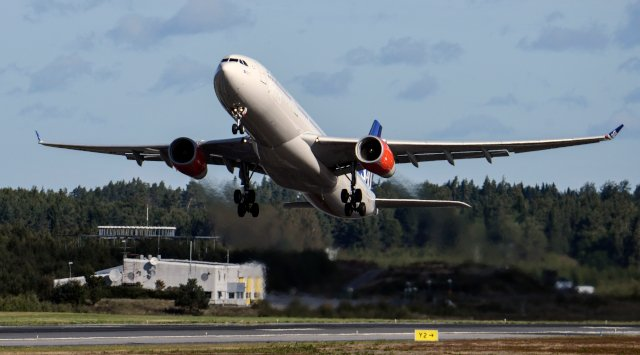 SAS is moving one of its US routes from Stockholm to Copenhagen