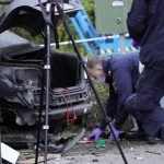 Bomb squad called after car explodes in Lund