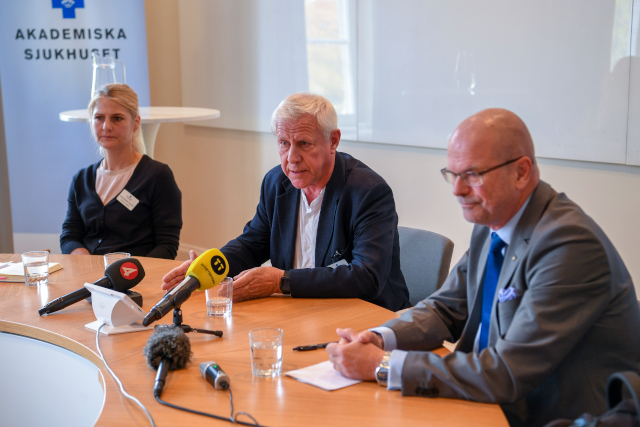 Swedish hospital hits eighth day of cancelled surgeries
