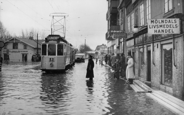 Step back in time: 10 images that bring historic Gothenburg to life