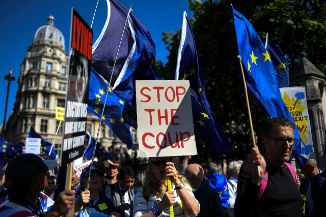 Brits to march in Stockholm over final Brexit referendum