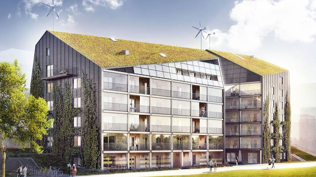 How Stockholm is building the climate-friendly city of tomorrow