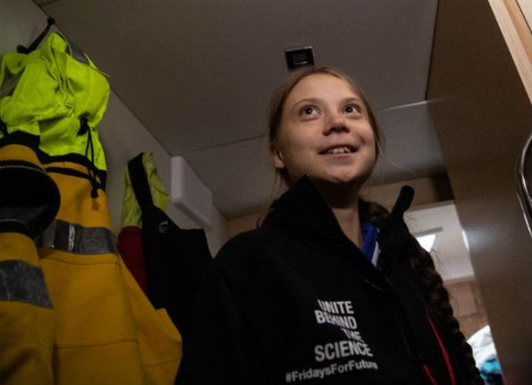 Greta Thunberg to guest edit BBC's Today programme