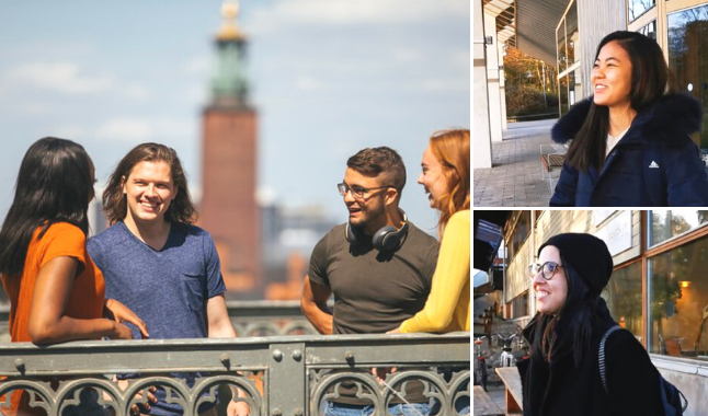 What international students really think about studying in Stockholm