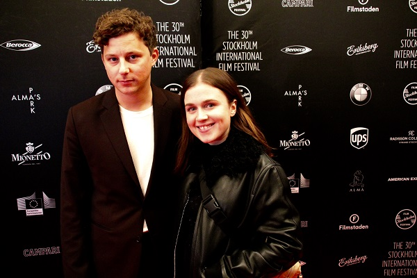 In Pictures: Swedish actors at the Stockholm Film Festival