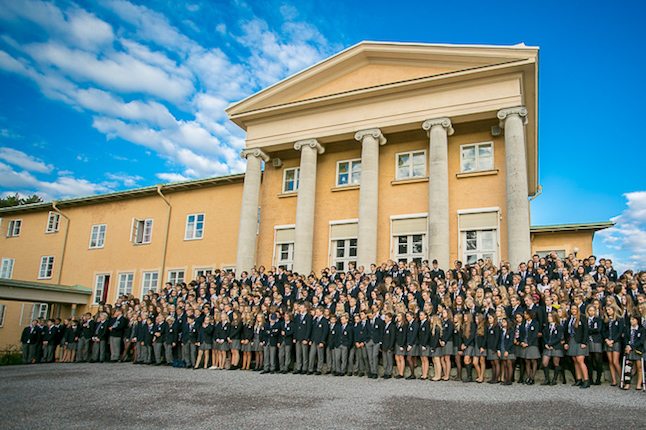 The Swedish school where compassion is part of everyday life