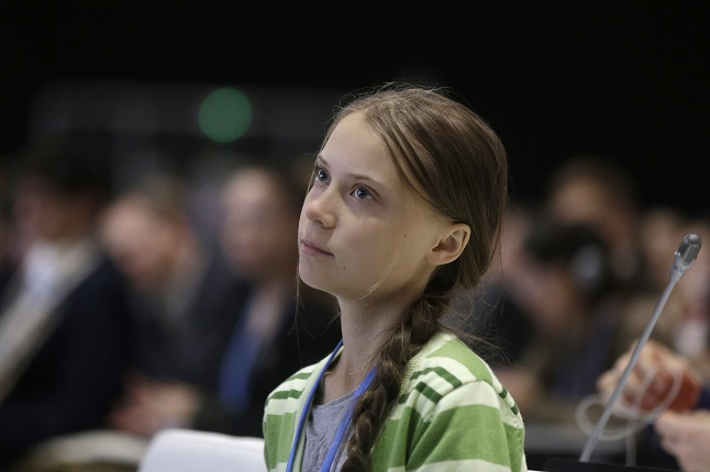 'Misleading': Greta Thunberg criticizes wealthy nations for inaction on climate