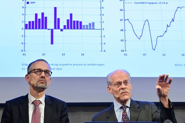 Why Sweden just ditched its negative interest rates – after almost five years