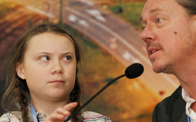 Greta Thunberg's dad: How fighting for the climate changed my daughter
