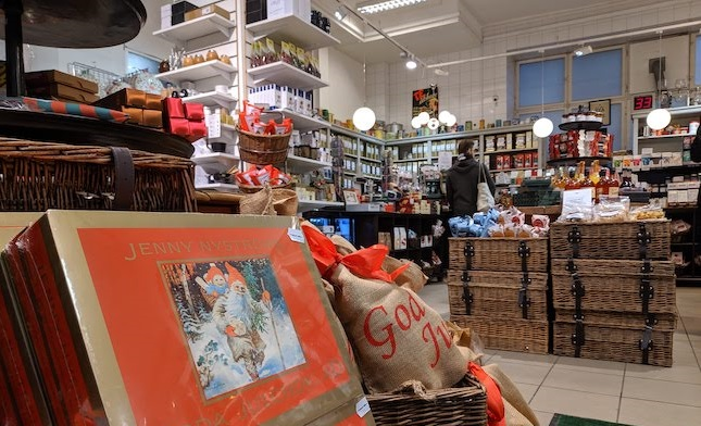 Where to get the food you need for an international Christmas in Sweden