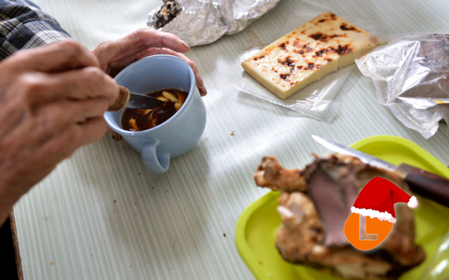 #AdventCalendar: Why some Swedes put cheese in their coffee