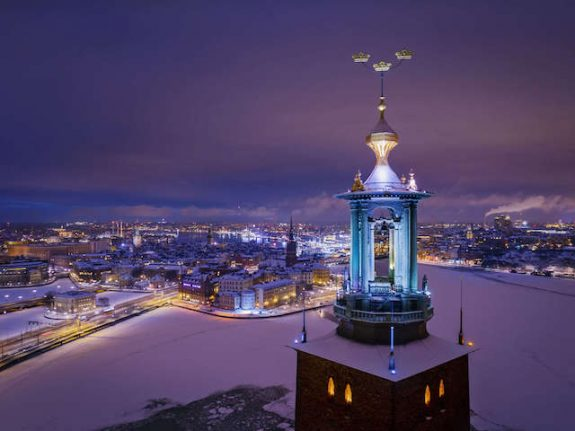Enjoy a brainy break: An academic's guide to Stockholm