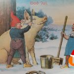 #AdventCalendar: Why does Santa ride a pig in Sweden?
