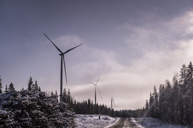 Sweden reaches new wind power record