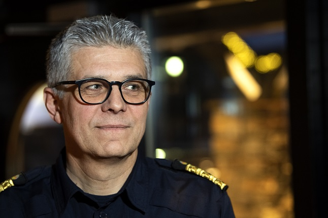 New laws give Swedish police increased powers in fight against gang crime