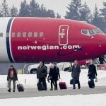 Passengers on Norwegian may soon have to pay extra for cabin baggage