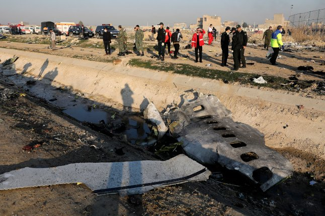 'At least 10 Swedes' on board Ukrainian flight that crashed in Iran