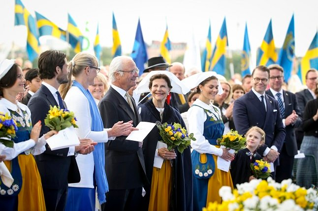 What can the British royals learn from Sweden's royal family?