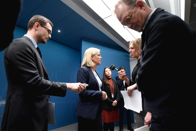Coordination numbers: Sweden to tighten rules on ID codes for foreigners
