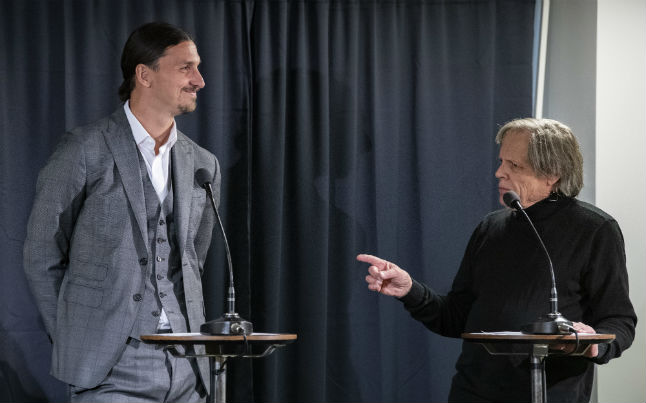 Move Zlatan sculpture from Sweden to Milan where he's appreciated, artist says