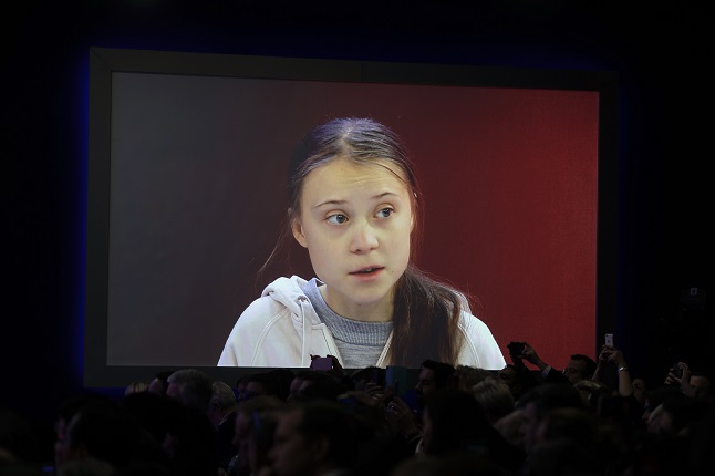 Why Greta Thunberg has trademarked her own name