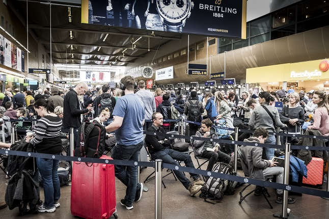 Sweden sees sharp rise in number of working days lost to strikes