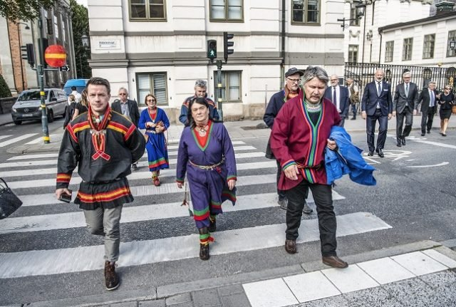 Sweden criticized by UN over Sami rights